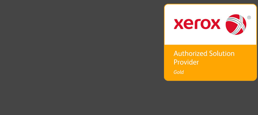 Xerox Authorized Solution Partner